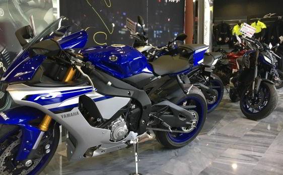 Venta de motos Yamaha en Valencia