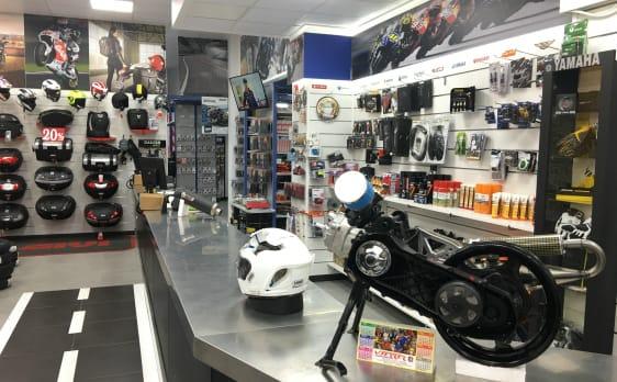 Recambios y accesorios para la moto en VFerrer Gandía